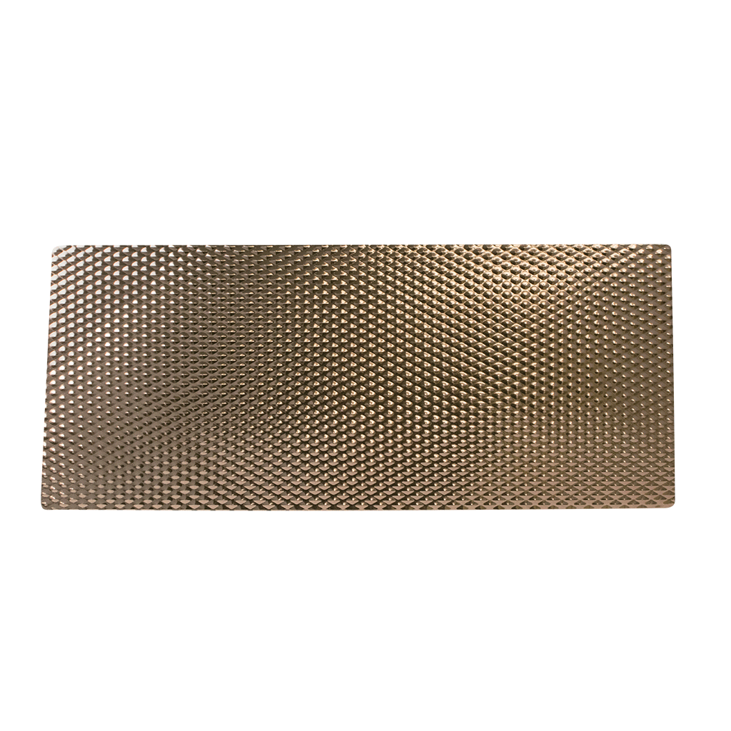 SM820CWR Copperwave Counter Mat 8.5 x 20 inches Range Kleen