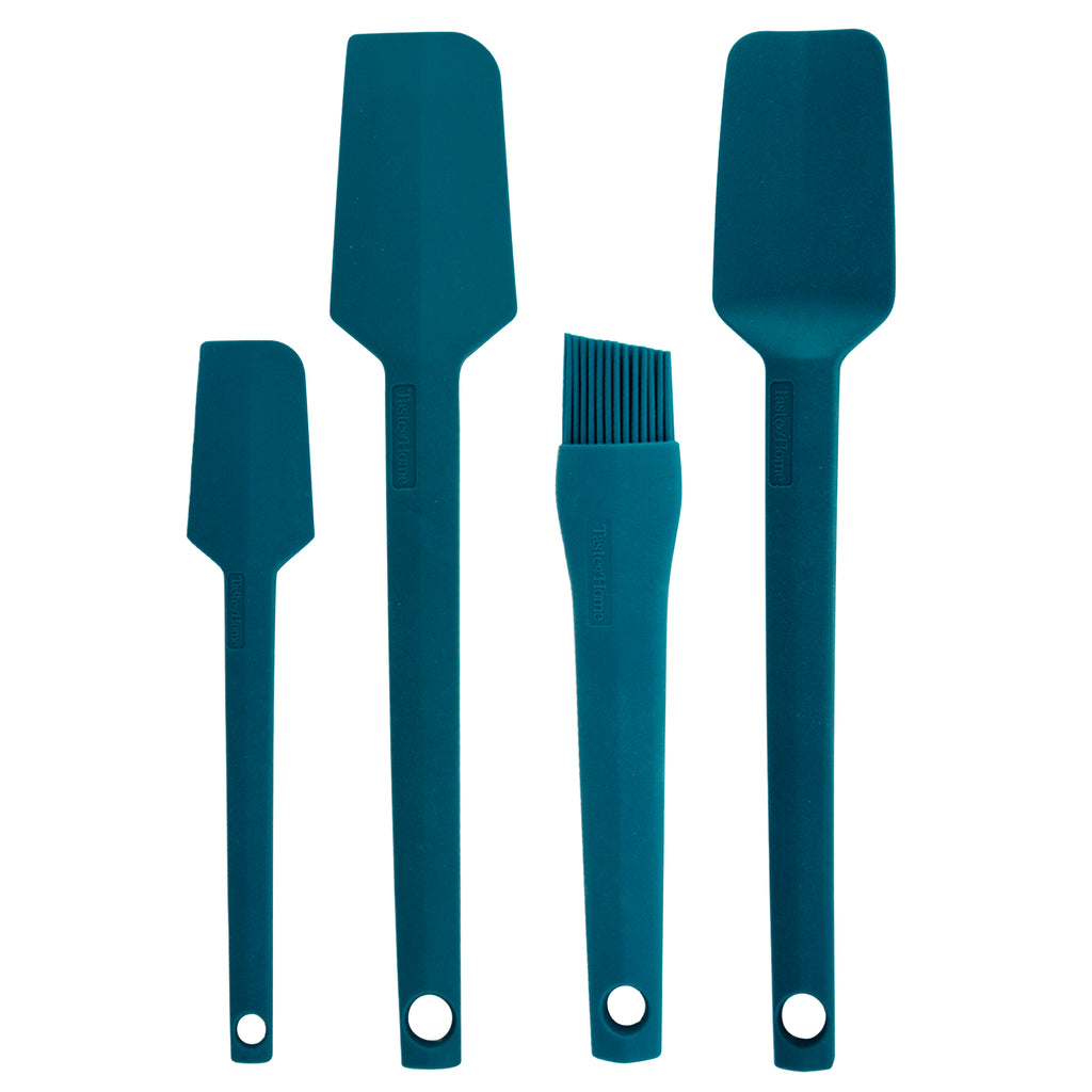 TD1001 Taste of Home Silicone Tools Bundle, Sea Green