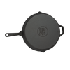 skillet bottom view