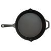 skillet top view