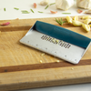 TG711A Taste of Home Bench Scraper, Sea Green