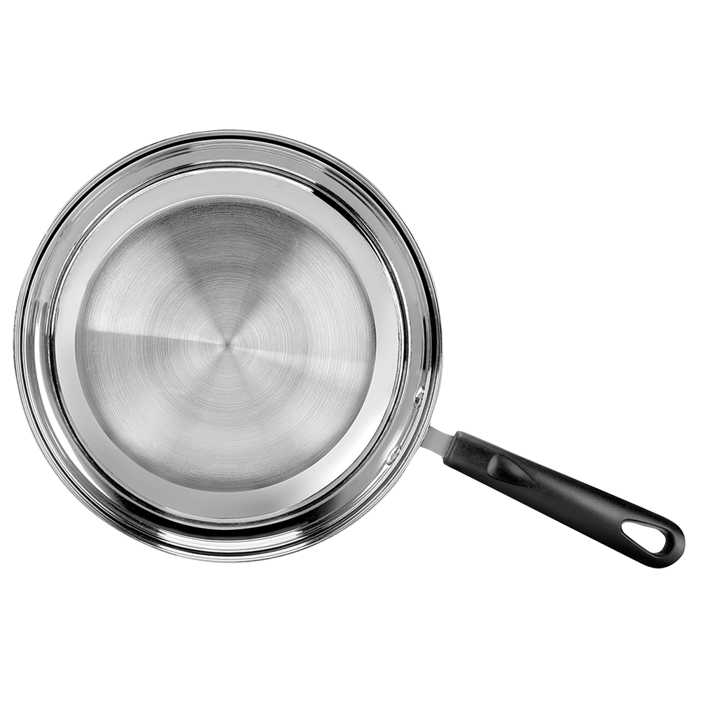 CW01 10-Inch Stainless Steel Fry Pan - FINAL SALE