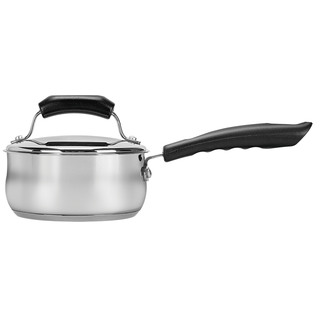 CW2004 Range Kleen Basics 1 Quart Covered Sauce Pan - FINAL SALE