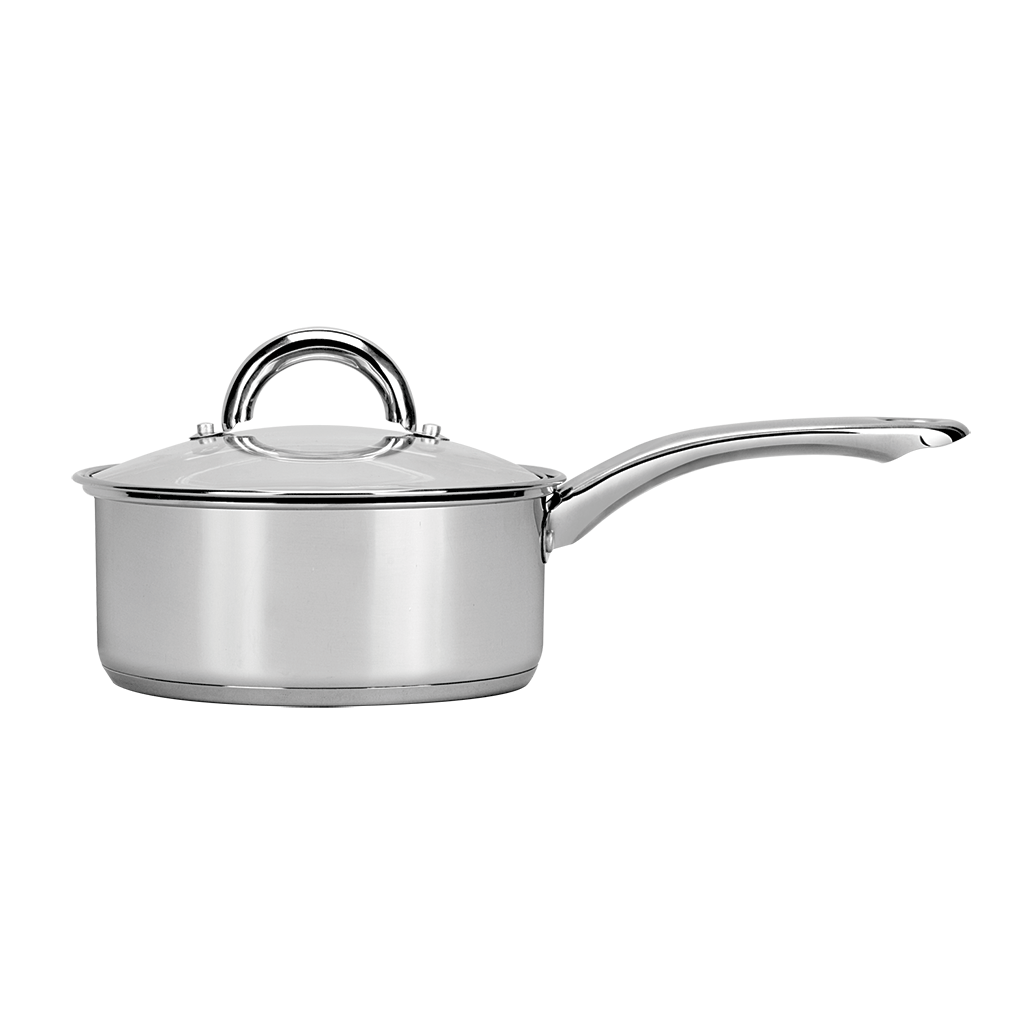 CW3004R - Preferred 2 Quart Covered Sauce Pan
