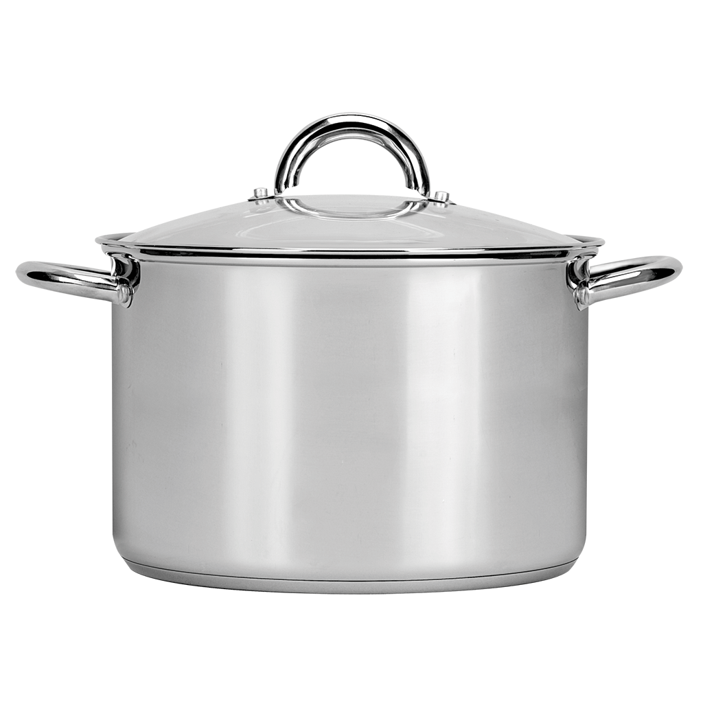 CW3008R Preferred 8 Quart Covered Stock Pot