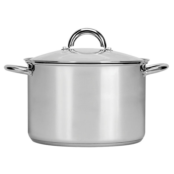 CW3008R - Preferred 8 Quart Covered Stock Pot