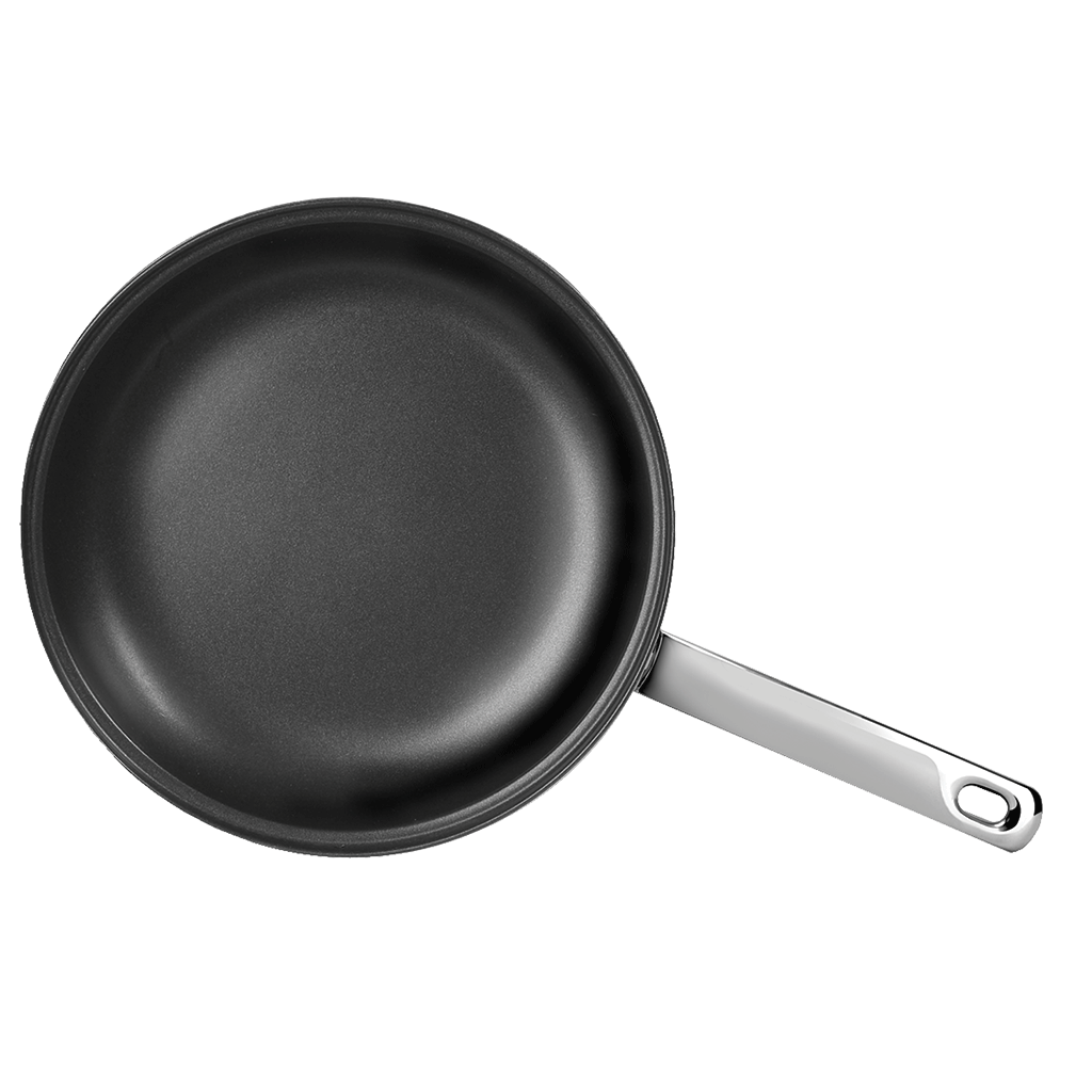 CW3011R Preferred 10 Inch Fry Pan with QuanTanium Nonstick Coating Range Kleen