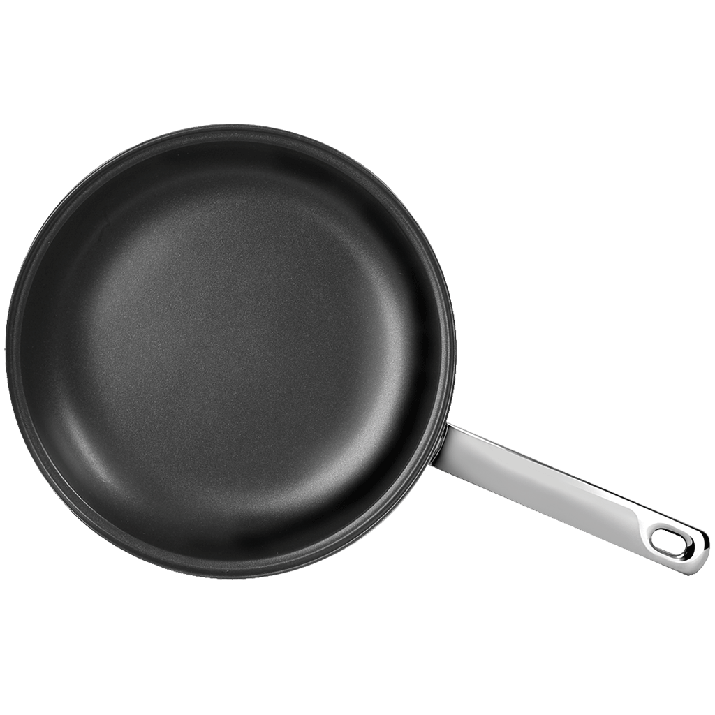 cw3012r preferred 12 inch fry pan with quantanium nonstick coating - Non Stick Frying Pan