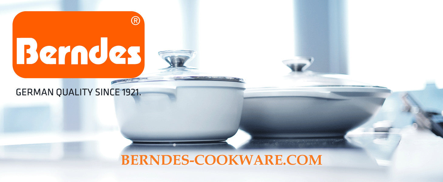 Visit our partner Berndes Cookware at www.berndes-cookware.com