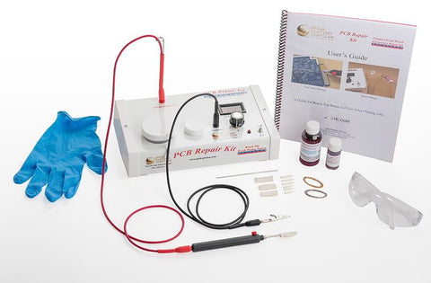 Product Feature: Printed Circuit Board Repair Kit – Gold Plating
