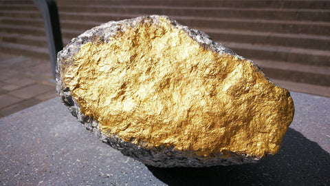 Super-size Gold Nuggets