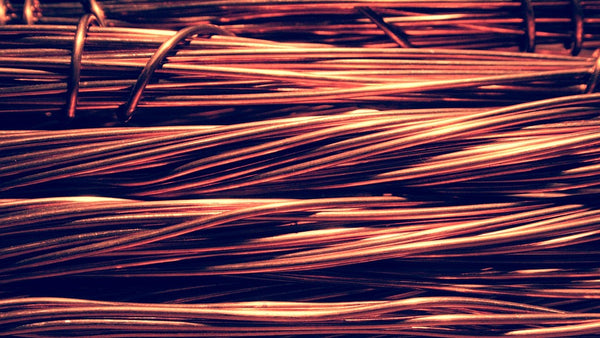 Uses of copper
