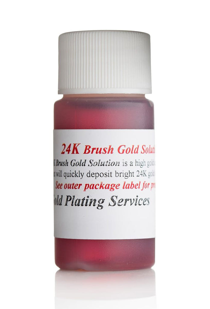 24K Gold Plating Solution - Pen