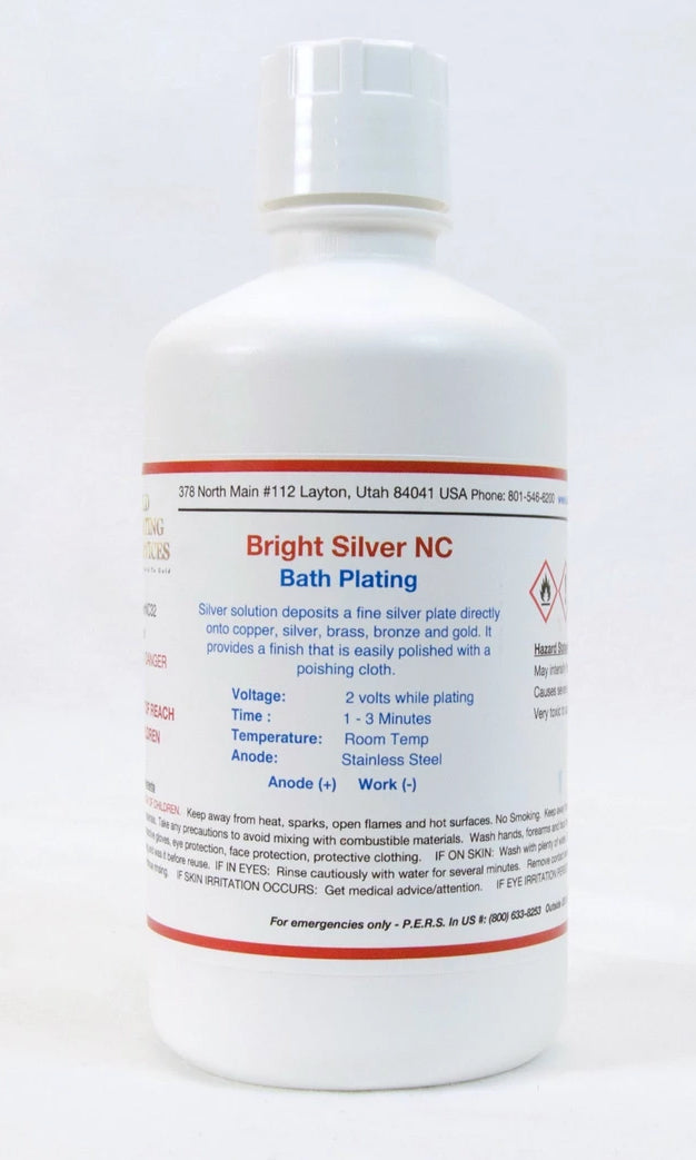 Bright Silver NC Bath