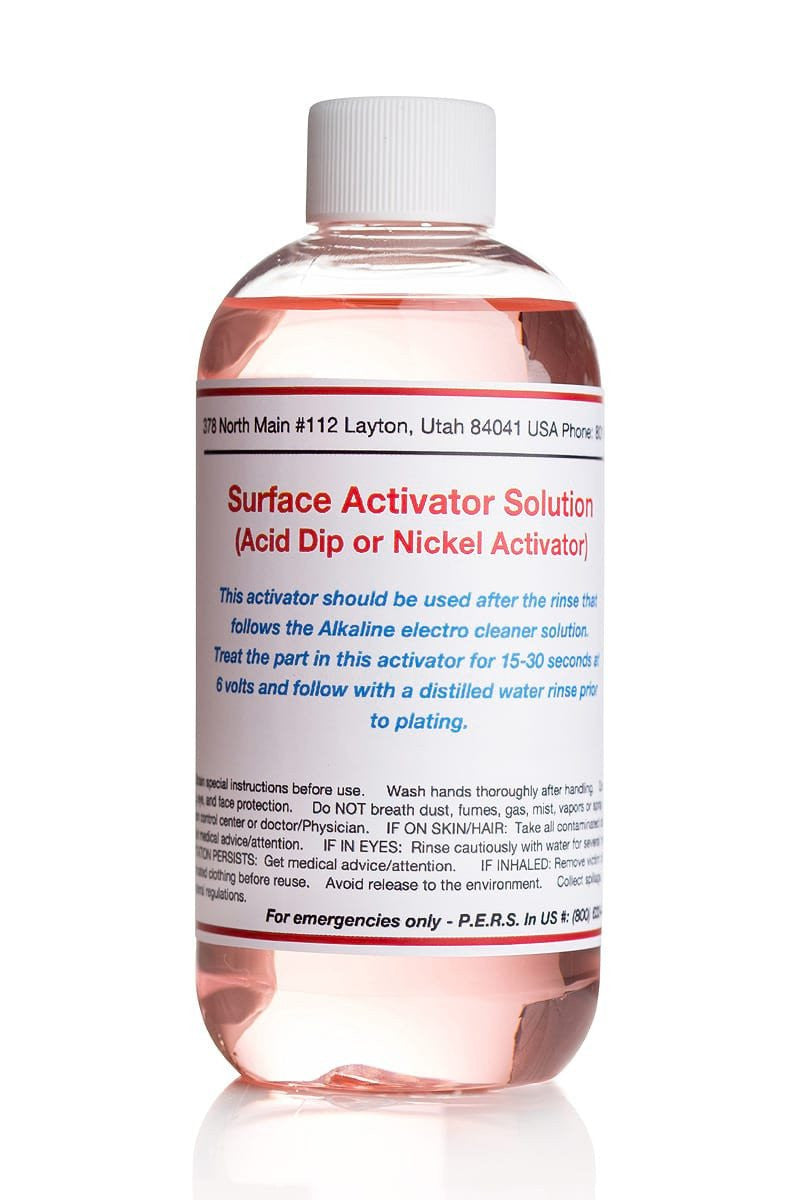Surface Activator Solution - Bath or Brush