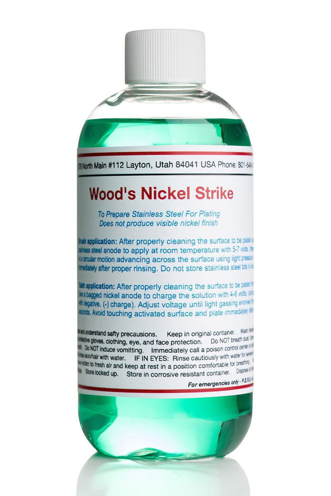 Woods Nickel Strike - Bath or Brush