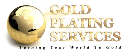 Gold-plating logo