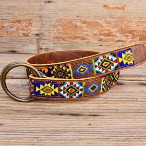 Virginia O-Ring Belt Small