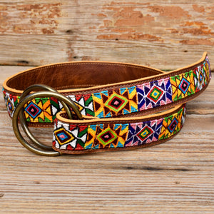 Virginia O-Ring Belt Medium