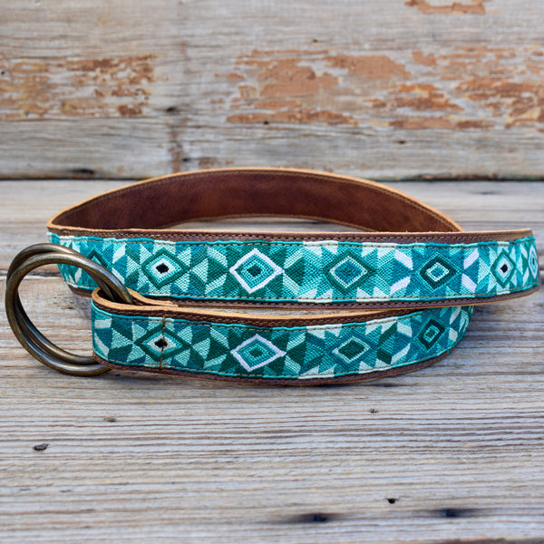 Virginia O-Ring Belt Large