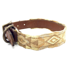 Harley Dog Collar- Medium