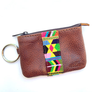 Card Wallet Keychain