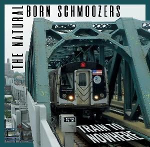 Natural Born Schmoozers, Train To Nowhere 4 Original song EP. Songs are being added to the Music/Videos page as videos are made.  On the Catalogue listing for the disc-The recordings, & the motivation behind the songs and recording sessions are discussed. Other places on the website too. the songs are also on Spotify, iTunes etc, but the Grab A Slice Stimulus Package Deal is too good to pass up!