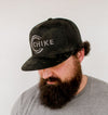 CHIKE CAMO SNAPBACK HAT