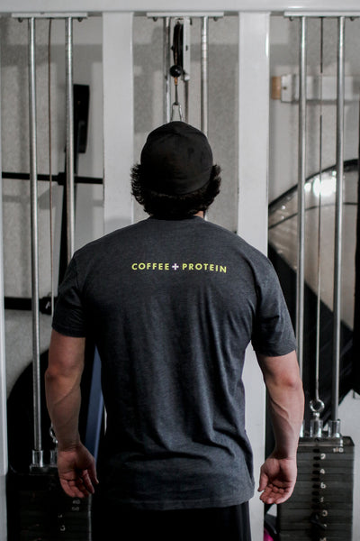COFFEE + PROTEIN T-SHIRT (BFCM)