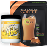 PUMPKIN SPICE HIGH PROTEIN ICED COFFEE + MEAL REPLACEMENT