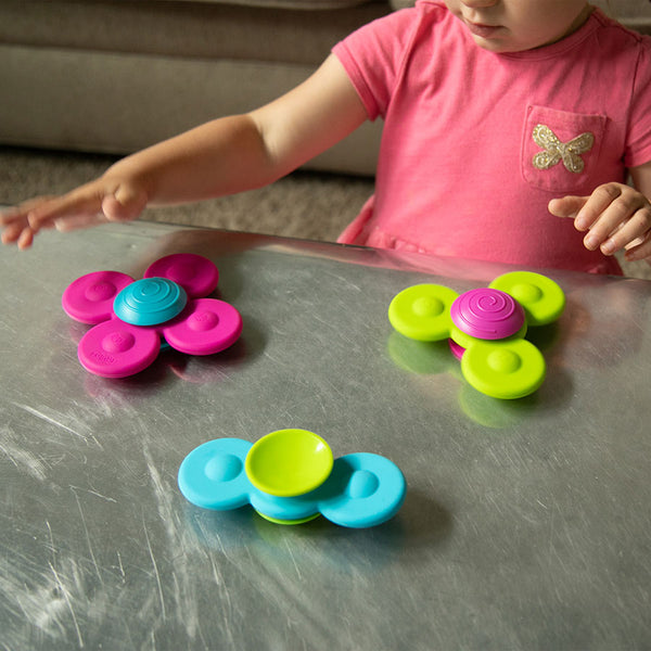 Whirly Squigz (Set of 3)