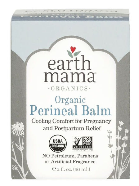 Earth Mama Organic Perineal Balm - 2 oz