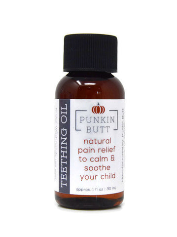 Punkin Butt Teething Oil (1 oz)