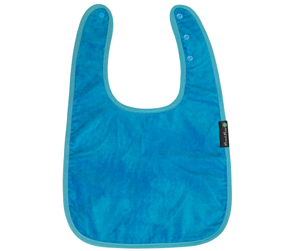Mum2Mum Special Needs Back Snap Feeding Apron - Teal
