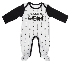 I Wake Up Awesome Sleeper (3-9 months)