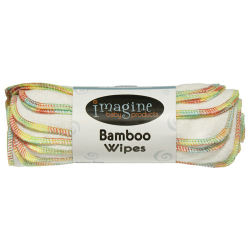 Imagine Bamboo Wipes - 10 Pack