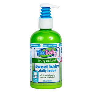 TruBaby Sweet Baby Daily Lotion - 8 oz