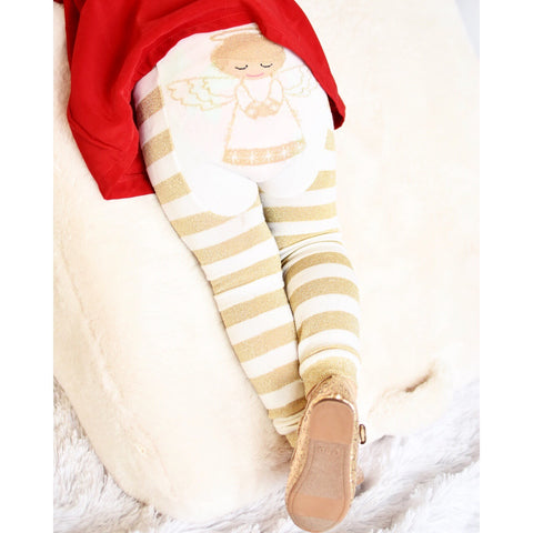 Doodle Pants - Golden Angel Leggings