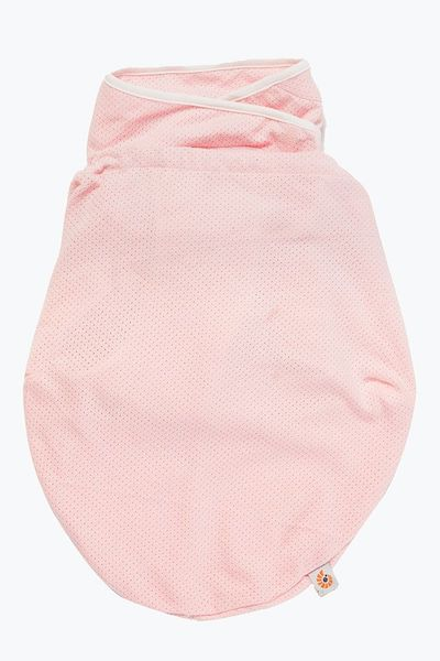 Ergobaby Lightweight Swaddle - Darling Pink