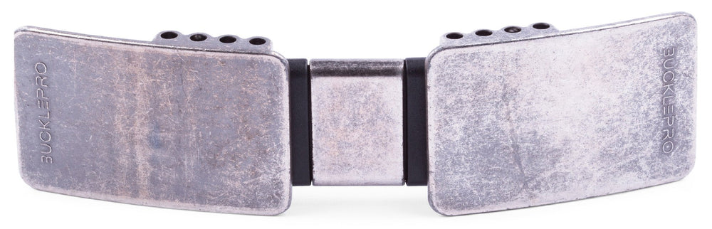 Buckle Pro - Old Silver