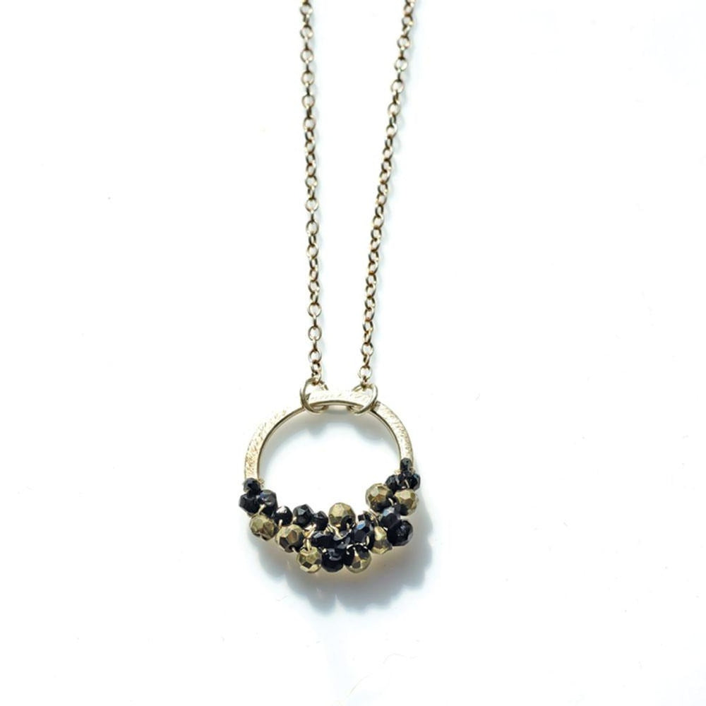 'Halo' Necklace-20""