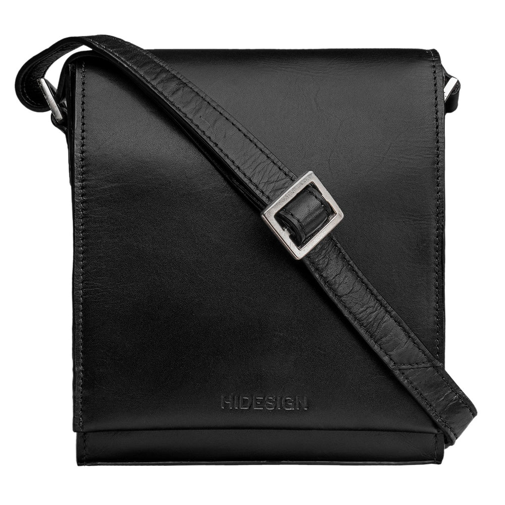 Hidesign Nico Leather Cross Body