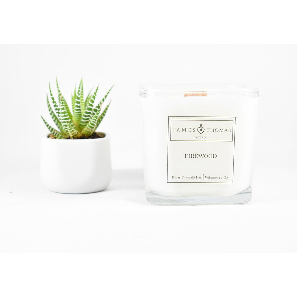 Firewood Classic Collection Candle