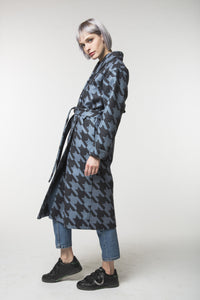 Long Cat Coat / Spring - Autumn / Women's Coat / Collection 2018 by REVALU