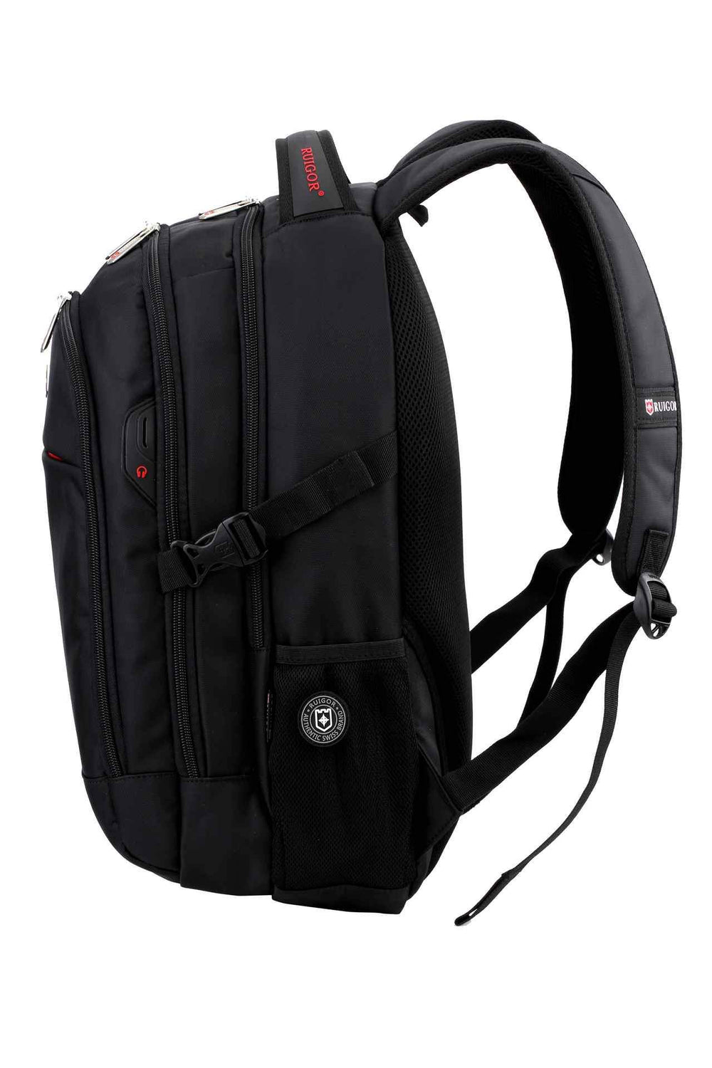 RUIGOR ICON 92 Laptop Backpack Black