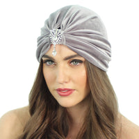Flapper Pendant Turban