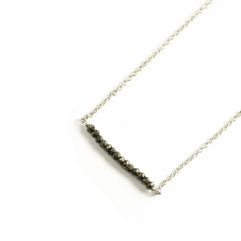 'Raise The Bar' Necklace-20""