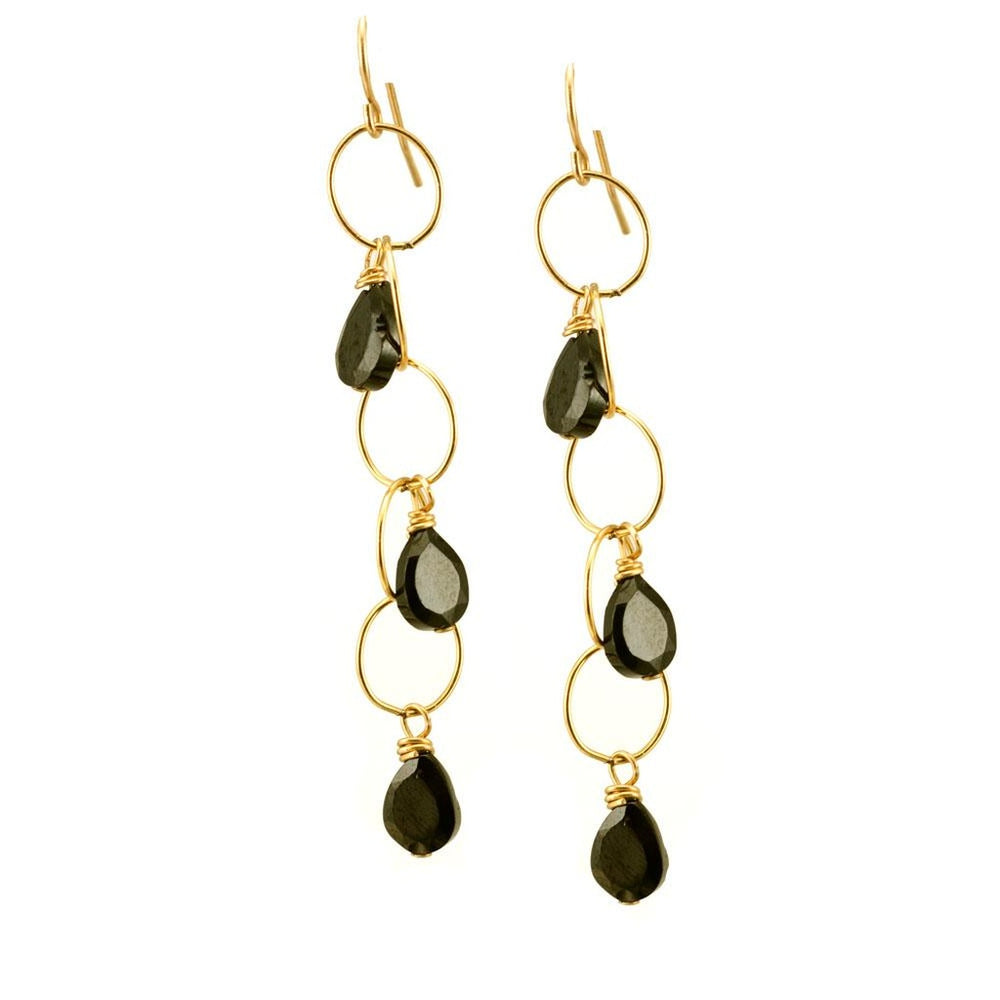 'Chain Link' Earrings