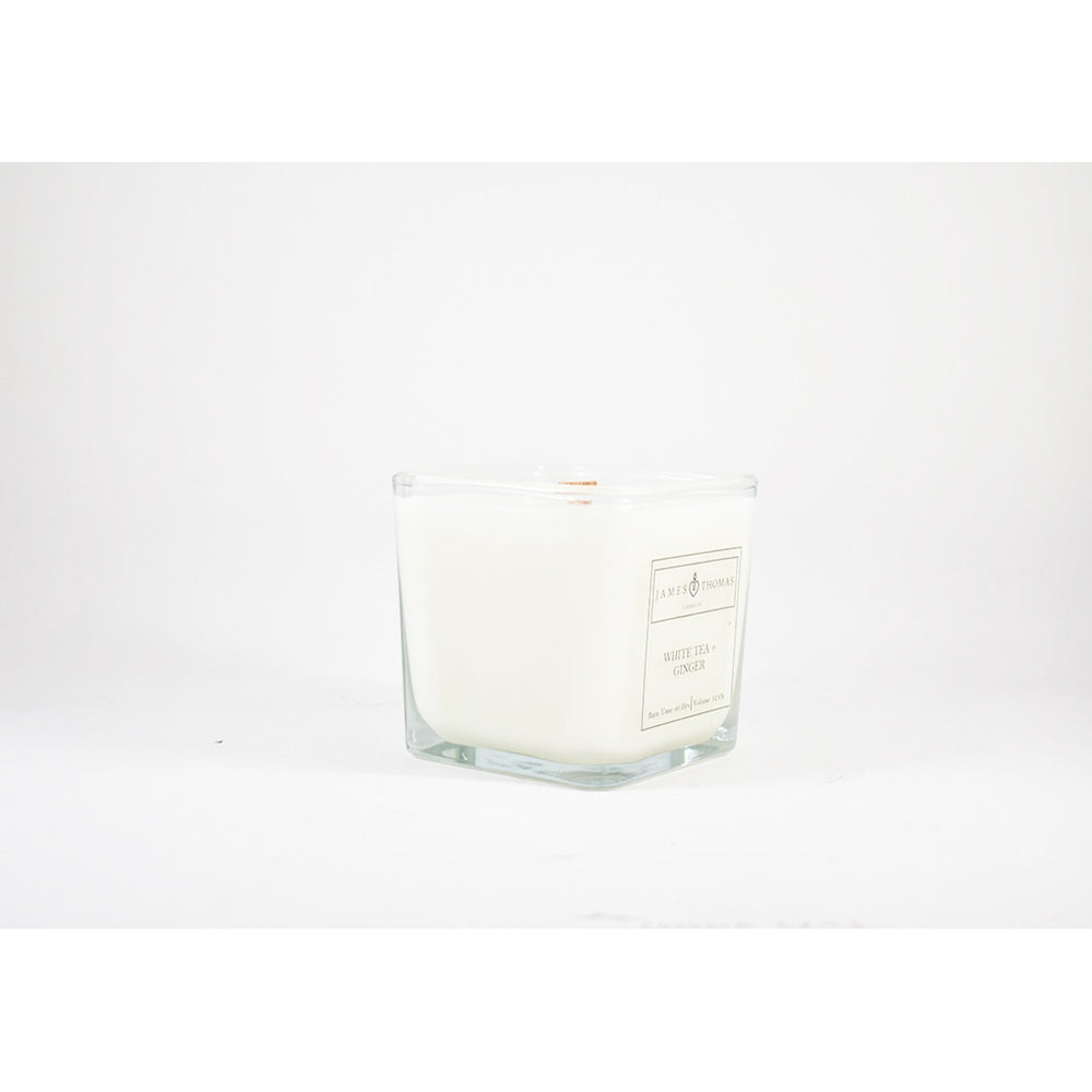 Lemongrass + Sage Classic Collection Candle