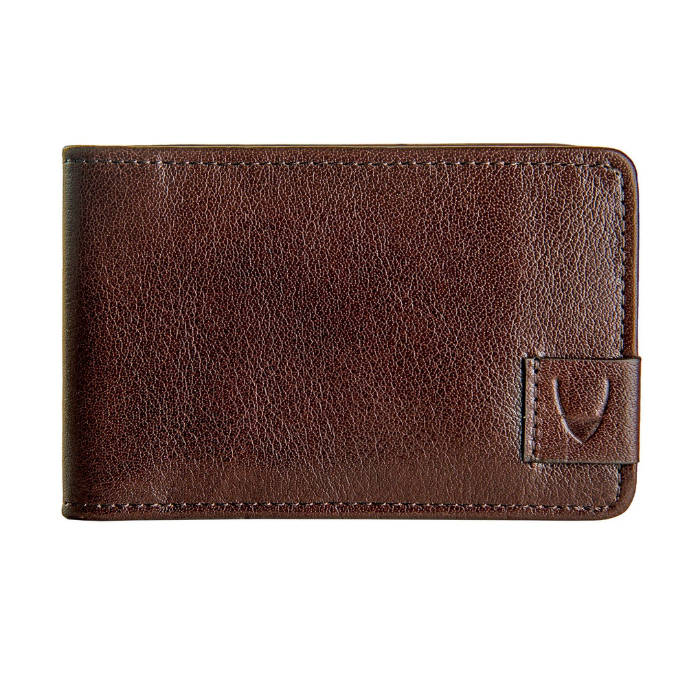 Hidesign Vespucci Buffalo Leather Slim Card Holder